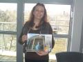 Übergabe der Spende aus dem Verkauf des Hessentagskalender